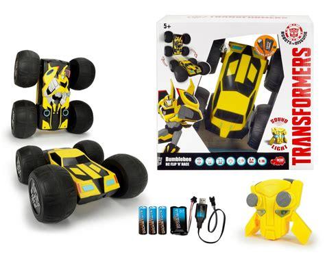 Rc Transformer transformers rc flip n race bumblebee rtr transformers