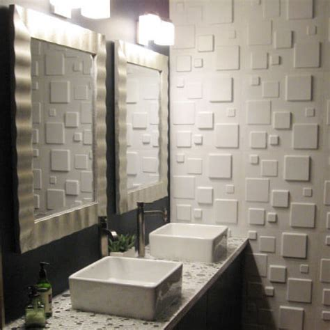 alternative wall coverings for bathroom why invest in bathroom wall panels interior design