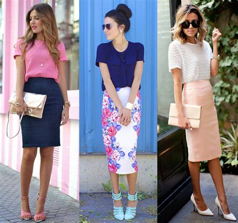 best tops for pencil skirts photos 2017 blue maize