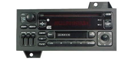 Radio Von 2008 F 252 R Zj Geeignet Grand Cherokee Zj Zg