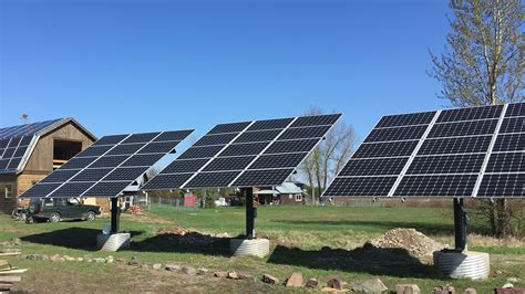 grid solar polebridge mercantile grid solar power energy storage