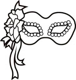 Theatre Mask Outline by Free Printable Drama Masks Clipart Best
