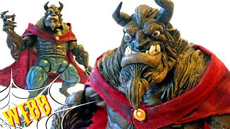 Harga Makeover X And The Beast disney s beast marvel legends style custom figure