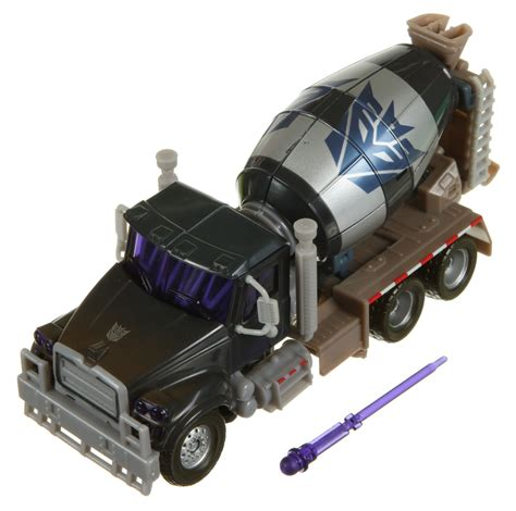 Transformers Magazine Rotf Universe Limited Edition voyager class mixmaster transformers of the fallen rotf decepticon