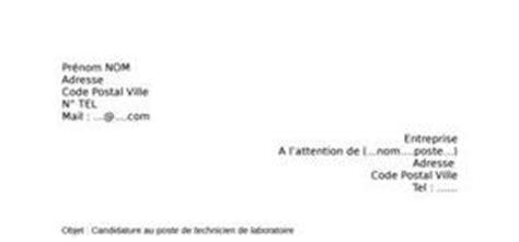 Lettre De Motivation Stage Laboratoire D Analyse Médicale Stage Laboratoire D Analyse M 233 Dicale