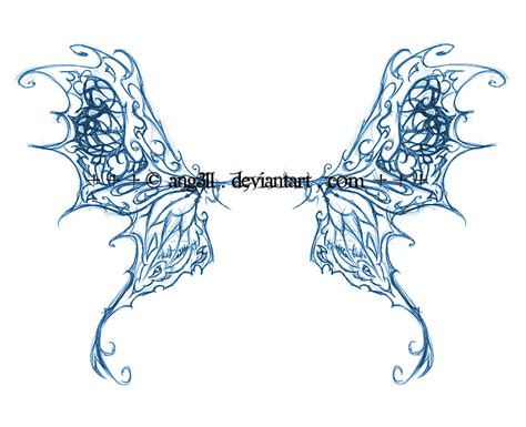 butterfly wings tattoo wings images designs