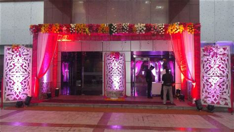 event bazaar wedding gate