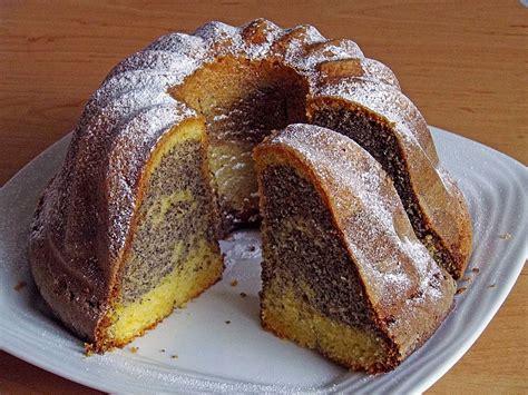 mohn vanille kuchen vanille mohn kuchen mit quark beliebte rezepte f 252 r