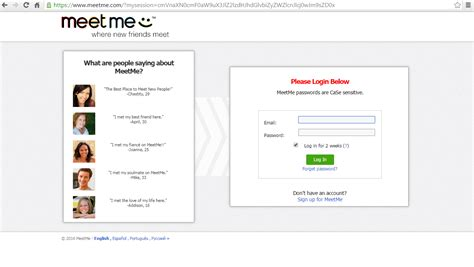 How To Search For On Meetme 2016 Meetme Sign In Archives Edating Dating Help And Support