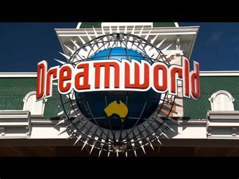 dreams and themes gold coast dreamworld whitewater world gold coast theme parks youtube