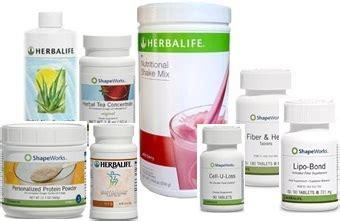 Teh Mix Herbalife paket sangat cepat langsing sehat
