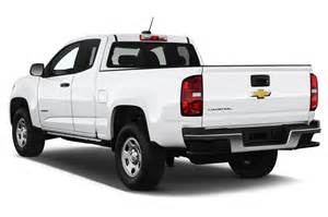 Chevrolet Colorado Work Truck 2016 Chevrolet Colorado Reviews And Rating Motor Trend