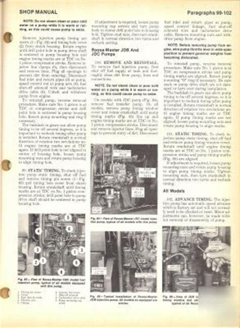 deere 3010 service manual pdf