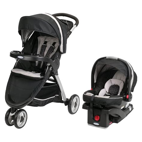 Graco Travel System graco baby 174 fastaction fold sport click connect travel
