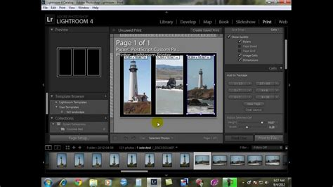 adobe lightroom templates custom templates in adobe lightroom 4