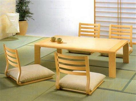 trendy japanese dining table designs