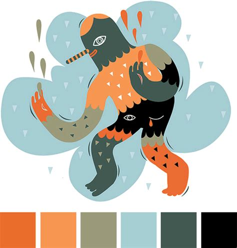 what color is happy happy color scheme images
