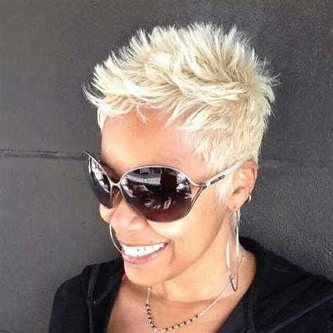 spikey hair styles for a black small round face best 25 spiky short hair ideas on pinterest short spiky