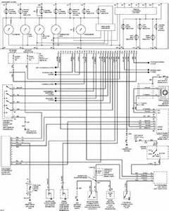 chevy instrument cluster wiring diagram