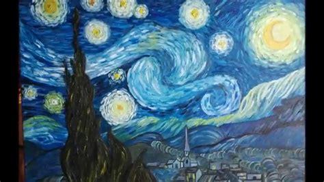 vaso di girasoli gogh analisi gogh notte stellata fasi di realizzazione