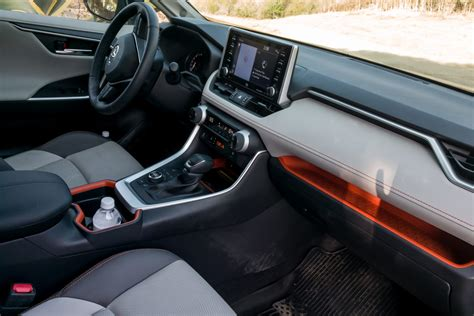 toyota rav4 2020 interior 2019 toyota rav4 5 things we like and 5 not so much