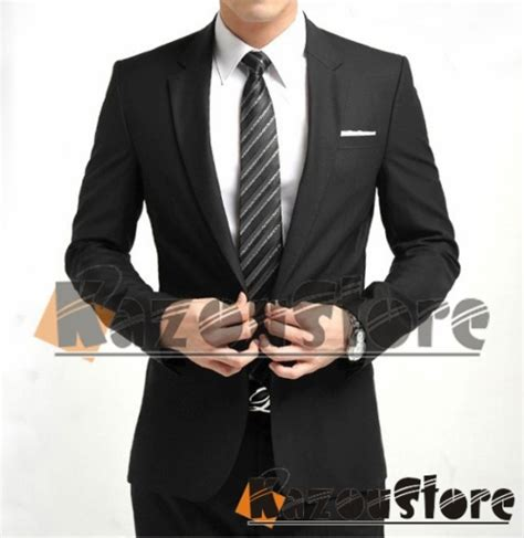 Jas Formal Pria 12 model jas pria slim fit semi formal dan modern