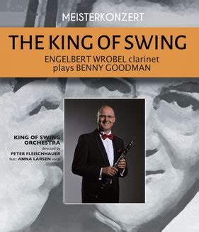 king of swing benny goodman burning for benny goodman king of swing orchestra k 246 ln