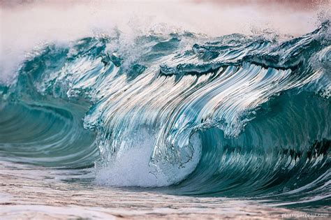 frozen waves new photographs of crashing ocean waves frozen in time by