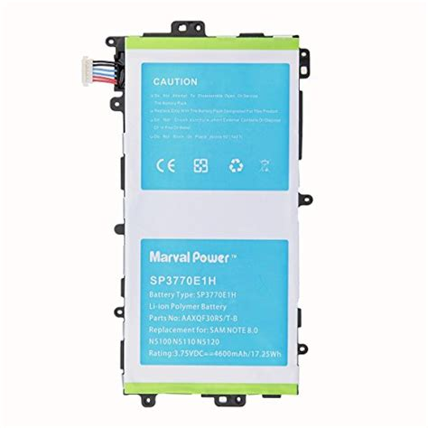 Power On Volume Samsung Note 8 N5100 R16 Original 1 replacement batteries marval power 174 sp3770e1h battery samsung galaxy note 8 0 gt n5110 n5100