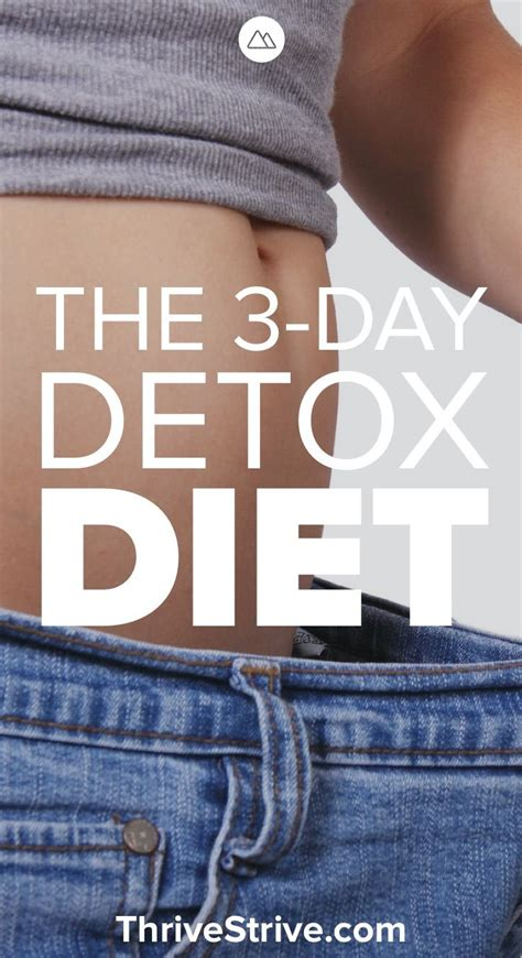 How To Do A Carb Detox by How To Do A Carb Detox The 3 Day Detox Diet Plan Diet