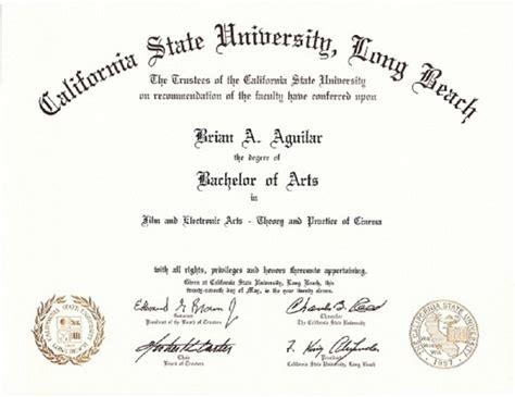 certification of degree letter certification of degree letter 28 images non