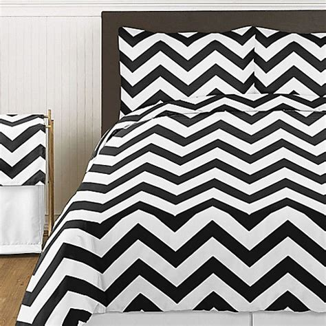 chevron twin bedding sweet jojo designs chevron bedding collection in black and