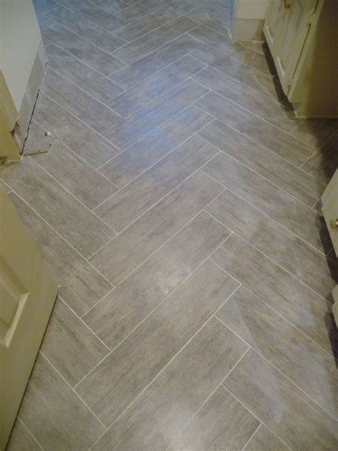 pattern for wood look tile master bath the floor that almost sent me over the edge