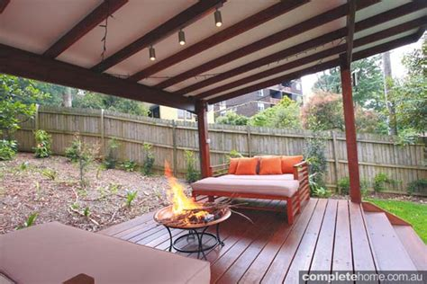 Backyard Ventures by Relaxation Tranquil Sydney Backyard Completehome