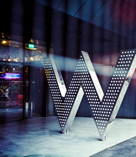 Exterior Home Design Books The Opening Of The W Hotel Heralds The Transformation Of A