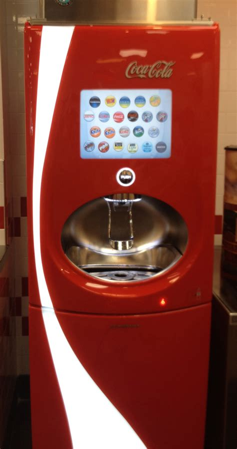 user experience is everything the pininfarina coke machine