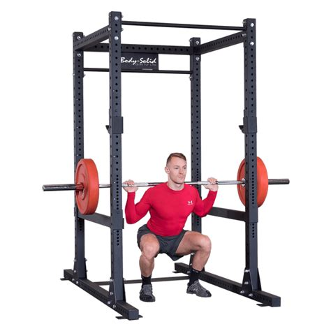 Solid Power Rack by Spr1000 Commercial Power Rack Solid Fitness