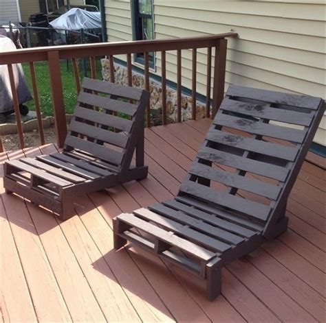Pallet Furniture Outdoor by 20 Outdoor Pallet Furniture Diy Tutorial