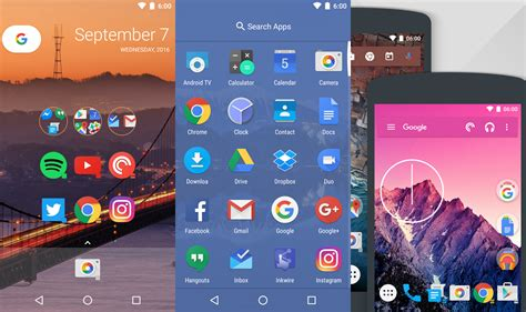 best of android 10 best android launchers