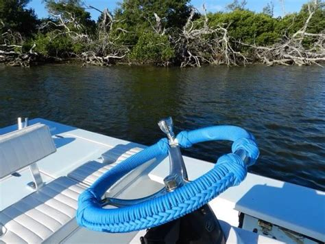 boat rope wraps custom wheel rope for any boat skiff life fishing