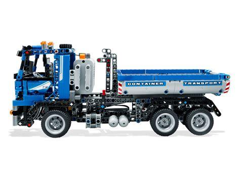 technic truck container truck 8052 technic brick browse shop 174