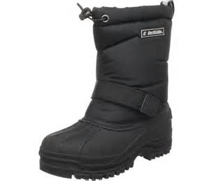 Northside youth frosty winter boots black sportsman s warehouse