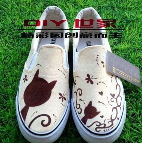paint shoes canvas chochopig co ltd