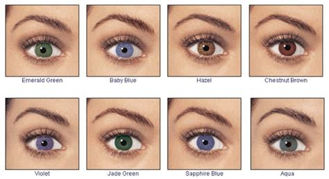 determining eye color how to choose the best hair color for you