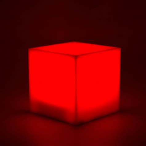 Messy Wires Red5 Mood Cube Sensory Mood Cube Lighting Mood Cubes Light