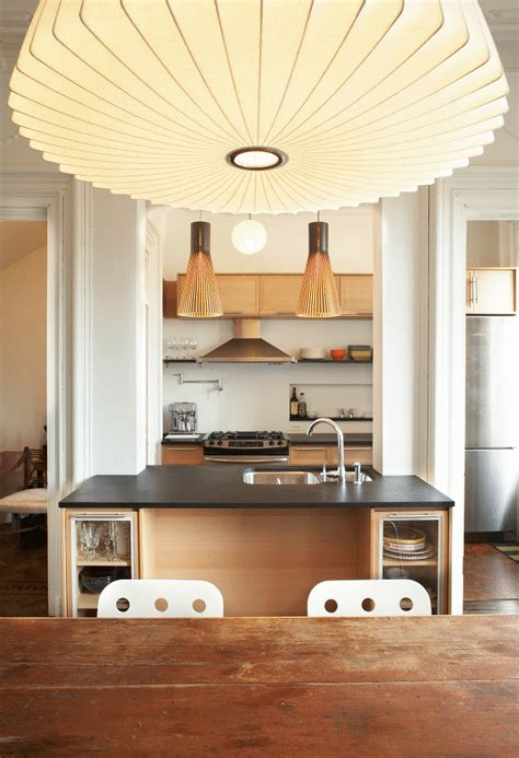 brooklyn kitchen design we design s brownstone renovation melds the old with mid