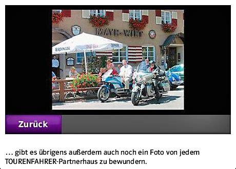 Motorrad Tourenplaner F R Garmin by Tf Hotels Als Pois Tourenfahrer Online