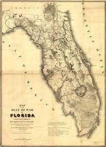 seminole map seminole war map