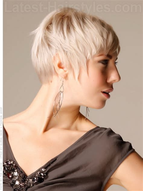 hairstyles for thin silky hair pixie haircuts for thin hair