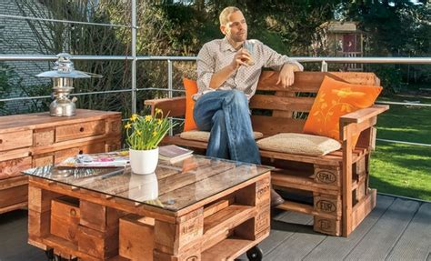 39 Outdoor Pallet Furniture Ideas And Diy Projects For Patio Outdoor Furniture Ideas